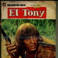 Livros de Banda Desenhada: EL TONY Nº 324 (COLUMBA, 1973). Lote 36032094
