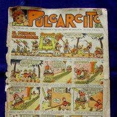 Tebeos: PULGARCITO Nº 728 - EDITORIAL GATO NEGRO. 1935. Lote 36562637