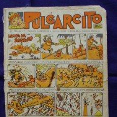 Tebeos: PULGARCITO Nº 722 - EDITORIAL GATO NEGRO. 1935. Lote 36562892