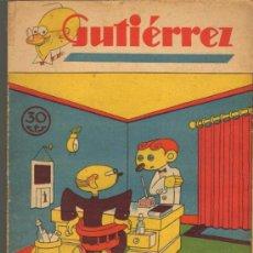 Tebeos: TEBEOS-COMICS GOYO - GUTIERREZ - Nº 160 - 1ª EDICION 1929 **BB99. Lote 61607532