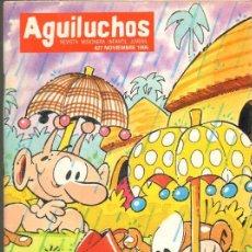 Tebeos: TEBEOS-COMICS GOYO - AGUILUCHOS 427 - REVISTA CON HISTORIETAS - 68 PAGS. *AA99. Lote 39497900