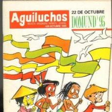 Tebeos: TEBEOS-COMICS GOYO - AGUILUCHOS 426 - REVISTA CON HISTORIETAS - 68 PAGS. *AA99. Lote 39497907