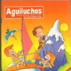 Tebeos: TEBEOS-COMICS GOYO - AGUILUCHOS 424 - REVISTA CON HISTORIETAS - 68 PAGS. *AA99. Lote 39497909