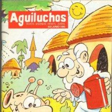 Tebeos: TEBEOS-COMICS GOYO - AGUILUCHOS 423 - REVISTA CON HISTORIETAS - 68 PAGS. *AA99. Lote 39497913