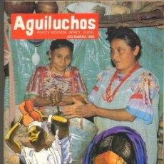 Tebeos: TEBEOS-COMICS GOYO - AGUILUCHOS - Nº 420 - REVISTA CON HISTORIETAS - 68 PAGS. *AA99. Lote 39497924