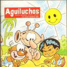 Tebeos: TEBEOS-COMICS GOYO - AGUILUCHOS 413 - REVISTA CON HISTORIETAS - 68 PAGS. *AA99. Lote 39497953