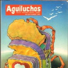 Tebeos: TEBEOS-COMICS GOYO - AGUILUCHOS - Nº 403 - REVISTA CON HISTORIETAS - 68 PAGS. *AA99. Lote 39497979