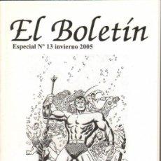 Tebeos: TEBEOS-COMICS GOYO - EL BOLETIN - ESPECIAL - DEDICADO A NAMOR - Nº 13 *UU99. Lote 37148615