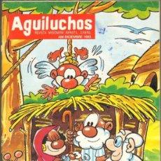 Tebeos: TEBEOS-COMICS GOYO - AGUILUCHOS - Nº 406 - REVISTA CON HISTORIETAS - 68 PAGS. *AA99. Lote 39497370