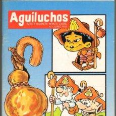 Tebeos: TEBEOS-COMICS GOYO - AGUILUCHOS - Nº 401 - REVISTA CON HISTORIETAS - 68 PAGS. *AA99. Lote 39497378