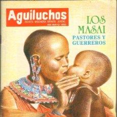 Tebeos: TEBEOS-COMICS GOYO - AGUILUCHOS - Nº 400 - REVISTA CON HISTORIETAS - 68 PAGS. *AA99. Lote 39497381