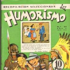 Tebeos: TEBEOS-COMICS GOYO - HUMORISMO MUNDIAL - Nº 55 - AÑO 1956 - 84 PGS *UU99. Lote 39497709