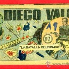 Giornalini: DIEGO VALOR , Nº 7 , CID , ORIGINAL , DV7G. Lote 126785666