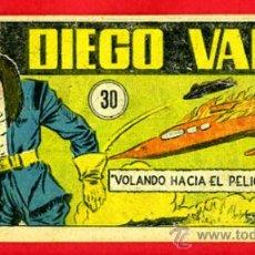Giornalini: DIEGO VALOR , Nº 30 , CID , ORIGINAL , DV30. Lote 37218643