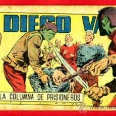 Giornalini: DIEGO VALOR , Nº 35 , CID , ORIGINAL , DV35B. Lote 37218764