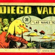 Giornalini: DIEGO VALOR , Nº 38 , CID , ORIGINAL , DV38B. Lote 37218830