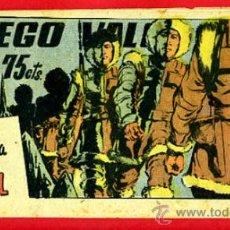 Giornalini: DIEGO VALOR , Nº 89 , CID , ORIGINAL , DV89. Lote 37219482