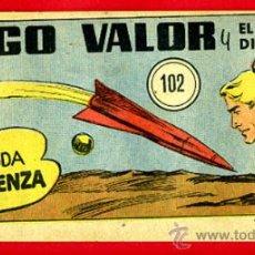 Giornalini: DIEGO VALOR , Nº 102 , CID , ORIGINAL , DV102. Lote 37219666