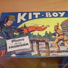 Tebeos: KIT BOY Nº 2 SEGUNDA SERIE (ORIGINAL ED. SORIANO ) (COI12). Lote 37404895