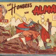 Tebeos: TEBEOS-COMICS GOYO - COMANDO ROY - Nº 3 - ED. SIMBOLO - 1954 - MUY DIFICIL *BB99. Lote 37598174