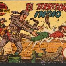 Tebeos: TEBEOS-COMICS GOYO - DAVY CROCKETT - Nº 29 - ED. FERMA - 1959 - RARISIMO TEBEO *UU99. Lote 37645601