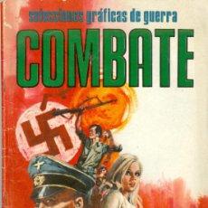 Tebeos: SELECCIONES GRÁFICAS DE GUERRA: COMBATE Nº 127 (PRODUCCIONES EDITORIALES. Lote 37749901