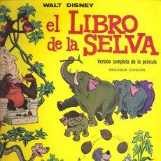 Tebeos: EL LIBRO DE LA SELVA. WALT DISNEY Nº1.. Lote 37748472