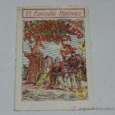 BDs: (M-1) EL EPISODIO HISTORICO , EDT B BAUZA, BARCELONA, . Lote 79960519