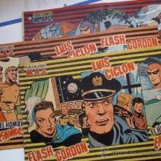 Tebeos: PUBLICACIONES MAS Nº 9-10 EDICIONES MAS Nº 5 ORIGINAL. Lote 38840547