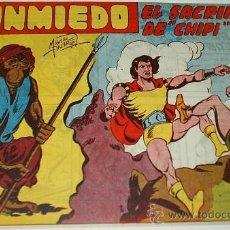 Tebeos: SINMIEDO Nº 51 - ACROPOLIS 1962 - ORIGINAL IMPECABLE SIN USO- LEER TODO. Lote 38991067