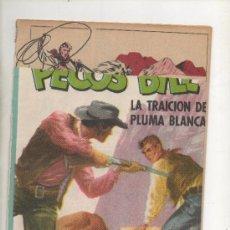 Tebeos: PECOS BILL Nº22 .EDITORIAL ABRIL. 1959. Lote 39141220
