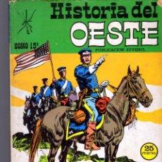 Tebeos: TEBEOS-COMICS GOYO - HISTORIA DEL OESTE - Nº 15 - EUREDIT *BB99. Lote 39566086