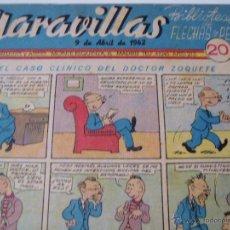 Tebeos: MARAVILLAS 12 TEBEOS BIBLIOTECA FLECHAS Y PELAYOS-1942(VER NºS. Y FOTOS). Lote 39844966
