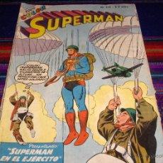 Tebeos: SUPERMAN Nº 312 EDICIÓN ARGENTINA MUCHNIK EDITORES LOVALLE. AÑOS 60. Y DIFÍCIL!!!!!!. Lote 40106645