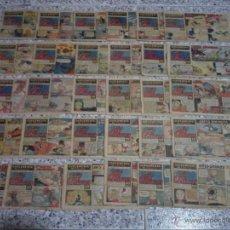 Tebeos: SUPLEMENTO DE CHICOS - MIS CHICAS LOTE DE 30 REVISTAS.. Lote 40419577
