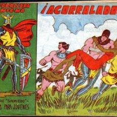 Tebeos: TEBEOS-COMICS GOYO - CABALLERO ENIGMA - Nº 10 - ED. ACROPOLIS 1963 - ROLDAN - DIFICIL *BB99. Lote 40576311