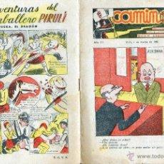 Tebeos: TEBEOS-COMICS GOYO - CAMINO -FORMACION, LITERATURA, BUEN HUMOR - Nº 35 - 1948 RARO *AA99. Lote 40598128