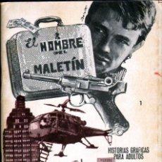 Tebeos: TEBEOS-COMICS GOYO - DON DANDY - Nº 1 - ED. BOIXHER - 1968 - DIFICIL *UU99. Lote 40804302