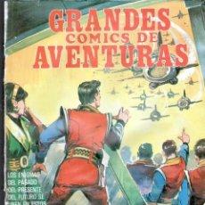 Tebeos: TEBEOS-COMICS GOYO - GRANDES COMICS DE AVENTURAS - Nº 9 - GAVIOTA - *UU99. Lote 40831629