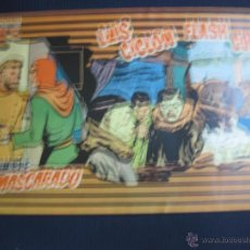 Tebeos: PUBLICACIONES MAS Nº 9. EL HOMBRE ENMASCARADO, LUIS CICLON, FLASH GORGON.. Lote 40836274