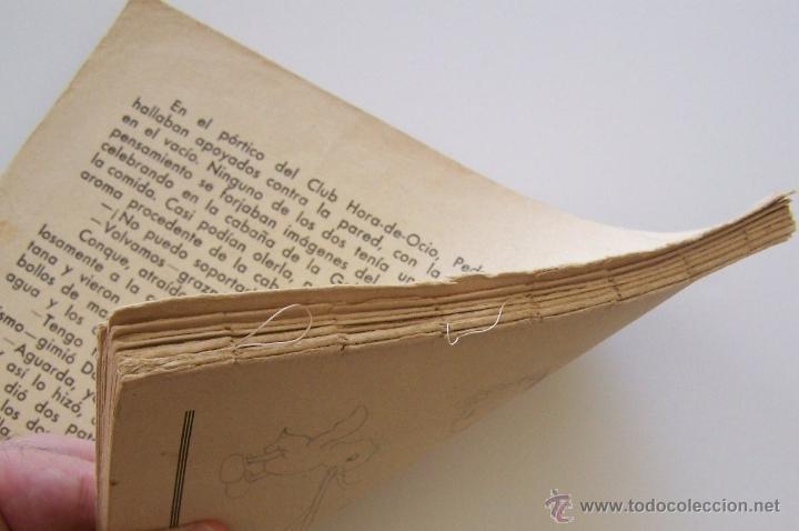 Tebeos: 1935 * PRIMER dibujo animado en que apareció el PATO DONALD * Edicion española * La Gallinita Sabia - Foto 11 - 40955068