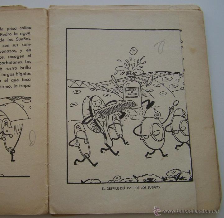 Tebeos: CANCION DE CUNA por WALT DISNEY Primera edición : julio de 1935 Editorial Molino , Barcelona - Foto 9 - 40958462