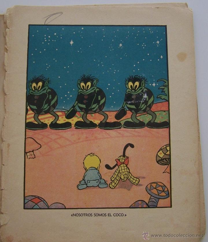 Tebeos: CANCION DE CUNA por WALT DISNEY Primera edición : julio de 1935 Editorial Molino , Barcelona - Foto 12 - 40958462