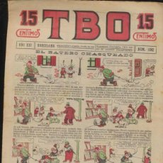 BDs: TBO Nº 1042. BUIGAS 1917.. Lote 41159231