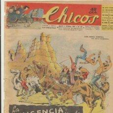 Giornalini: CHICOS Nº 331. CONSUELO GIL 1938.. Lote 41207770