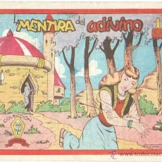 Tebeos: COLECCION MARGARITA ORIGINAL EDI. FAVENCIA 1951 - LA MENTIRA DEL ADIVINO. Lote 41252942