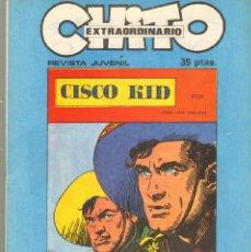 Tebeos: TEBEOS-COMICS CANDY - CISCO KID 3 EXTRAORDINARIOS - JOSE LUIS SALINAS - OFERTA *BB99. Lote 41438689