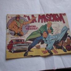 Tebeos: JIM DALE LA MASCARA Nº 1 ORIGINAL. Lote 41639809