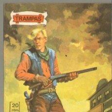 Tebeos: TEBEOS-COMICS CANDY - TRAMPAS - Nº CUATRERO - VILMAR 1979 *XX99. Lote 41655967