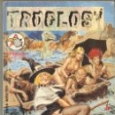 Tebeos: TEBEOS-COMICS CANDY - TROGLOS - ALBUM Nº 1 - ED. ASTRI - 1988 - 300 PGS.*AA99. Lote 41657697
